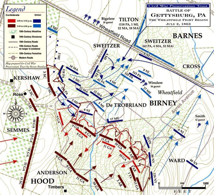 371 Best Images About Civil War Maps On Pinterest
