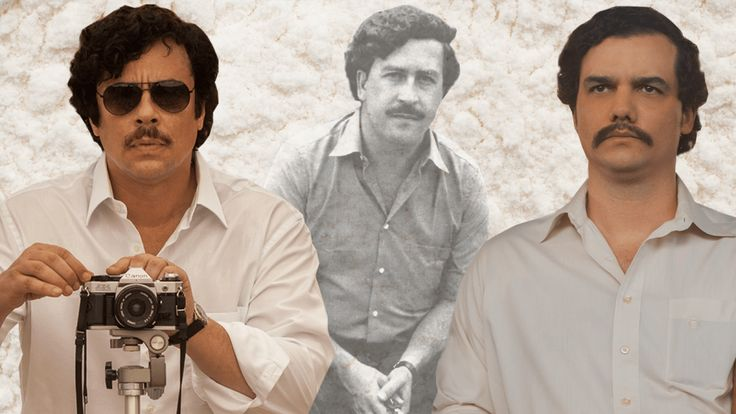 Narcos to Entourage: The many faces of Pablo Escobar in movies and TV