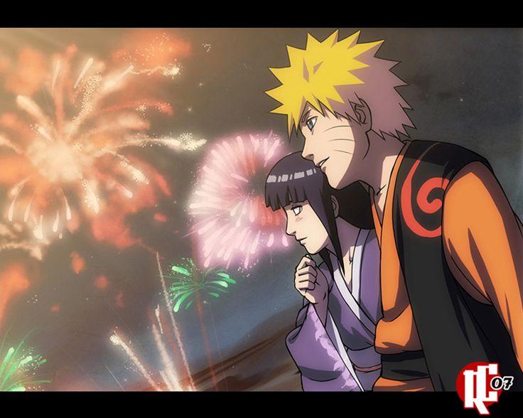 Naruto and Hinata by DocDeath on DeviantArt