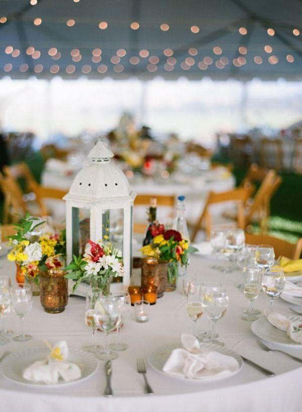 119 best wedding lantern ideas images on pinterest decor wedding what a lovely lantern centerpiece junglespirit Choice Image