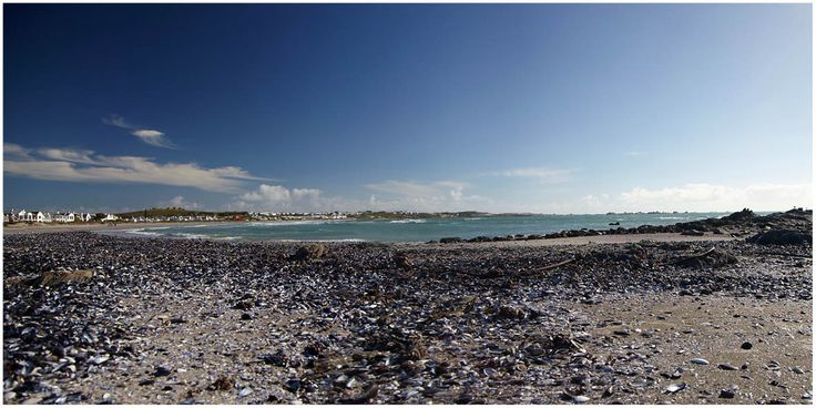 Mosselbank, Paternoster, West Coast South Africa, August 2013 by Karin Henriques