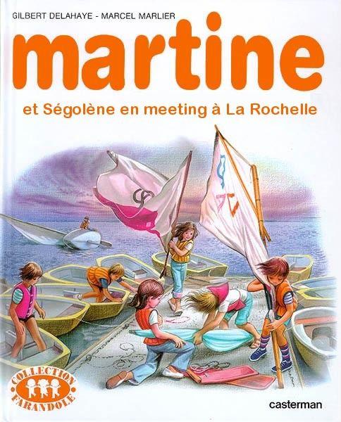 Martine et Segolene en meeting a la Rochelle