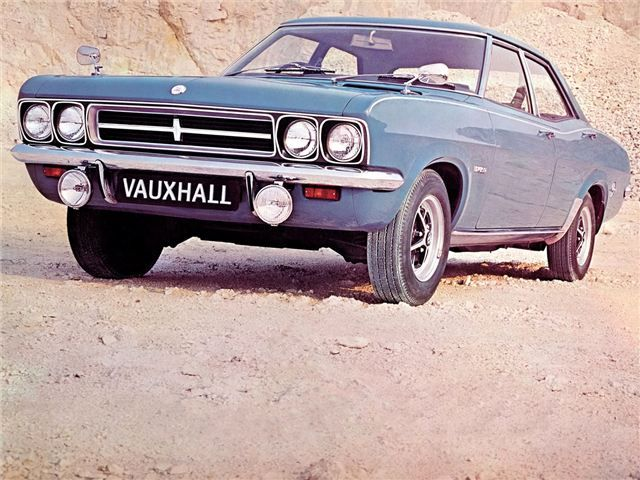 Vauxhall Victor    1961-1978  827,159 built, with 995 remaining in the UK, for a total of 0.1203% left.