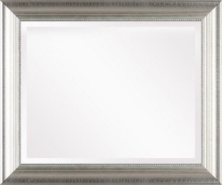 Spiegel Isidore 50x60cm  Description: Spiegel in prachtig frame van kunststof in goud-beige. De spiegel past bij ruimtes in een rustieke romantische of glamour stijl. Om horizontaal of verticaal op te hangen.Materiaal: kunststofAfmeting: 50x60 cm (incl. 6 cm frame)  Price: 131.99  Meer informatie