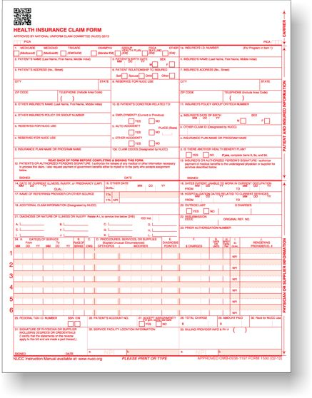 14 best Healthcare Professionals images on Pinterest Item number - medicare form