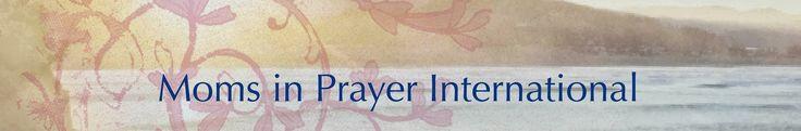 Moms in Prayer International - YouTube