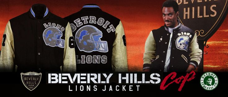 Detroit Lions Men's Real Wool Jacket With Leather Sleeves. #mensfashion #leatherJackets #menswears #New_Arrival #Winter_Arrival #leatherworld #Amazonbestseller #DetroitLions #Vintagecollection #Ebaystore #ridersjacket #Streetfashion #EddieMurphy #BeverlyHillCop #Hollywood #BlockbusterMovie