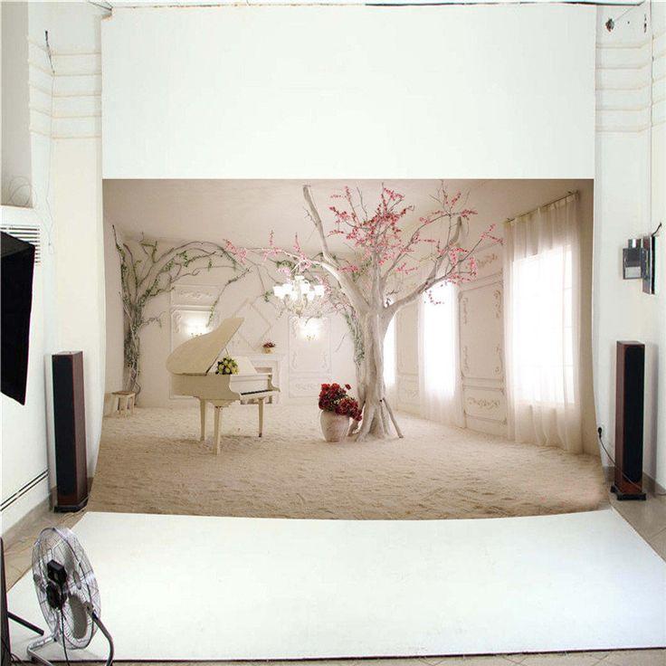 3x5FT Indoor Scenery Vinyl Photography Backdrop Background Studio Prop is Dreamlike-NewChic