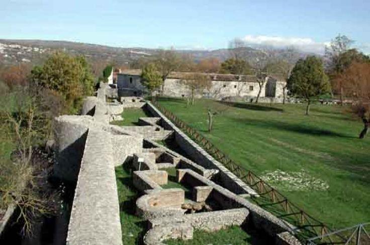 Sepino - la città romana -