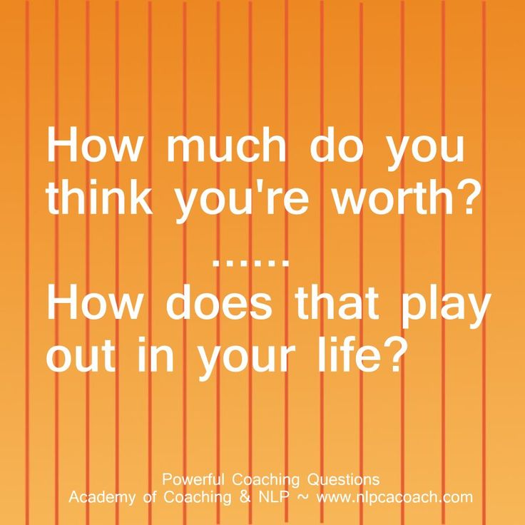 Another great life coaching question! Infinite Possibilities Empowerment Coaching www.ipcoaching.net