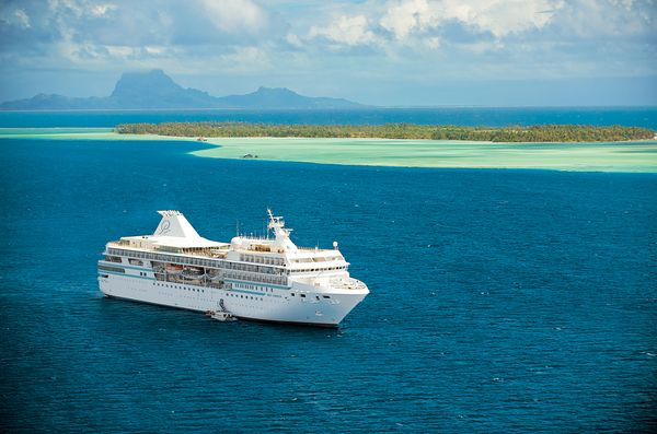 Paul Gauguin Cruises MS Paul Gauguin. #cruise #travel