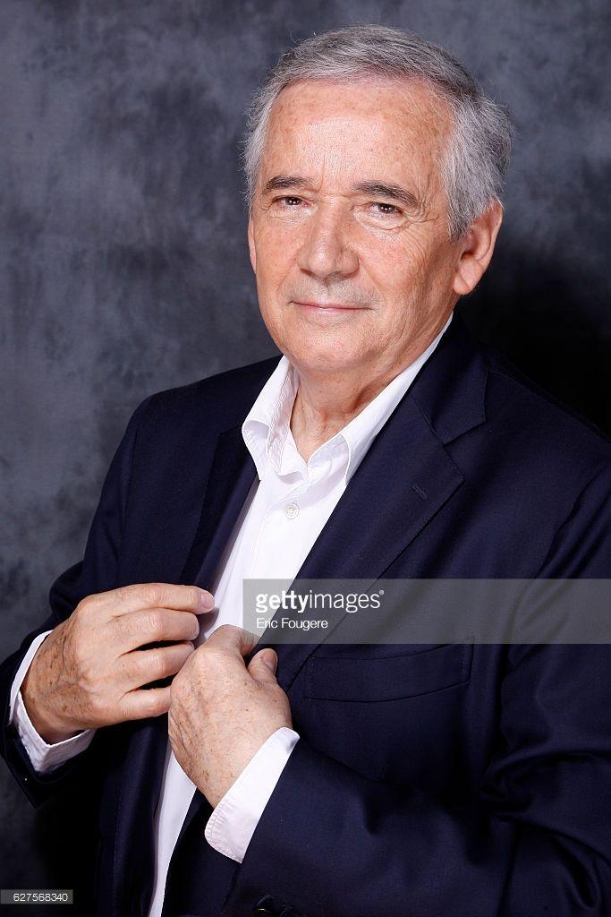 Actor Alain Doutey Photographed in PARIS