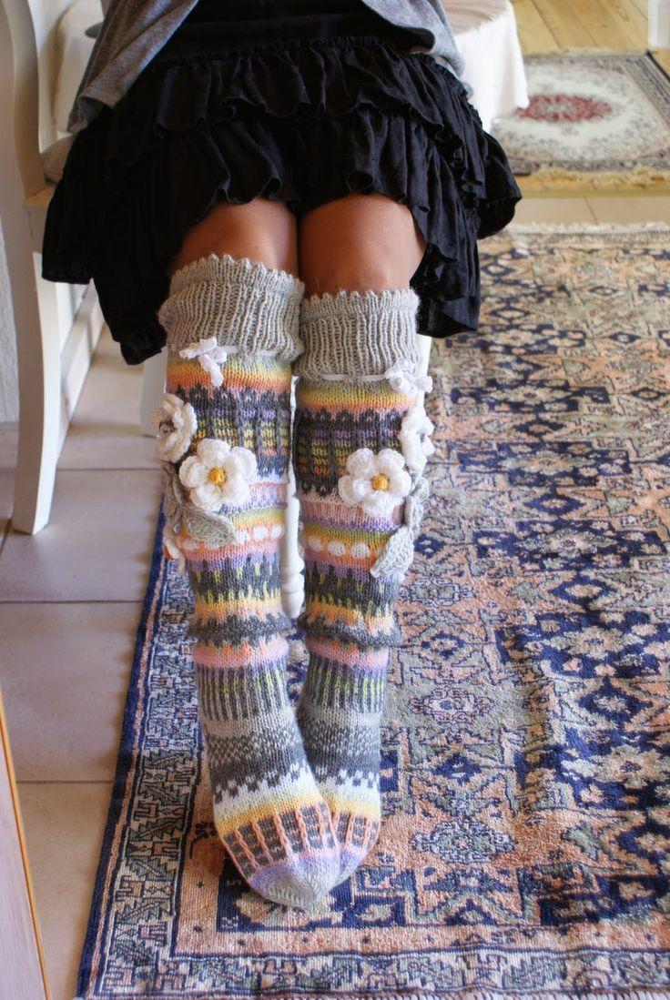 77 mejores imágenes de Dionne de Wilt en sokken en Pinterest ...