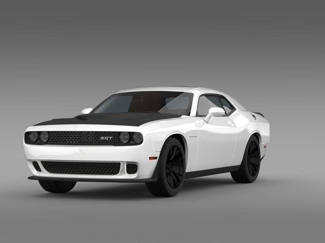 imgs for 2015 dodge challenger srt hellcat white - Dodge Challenger 2015 Srt8 White