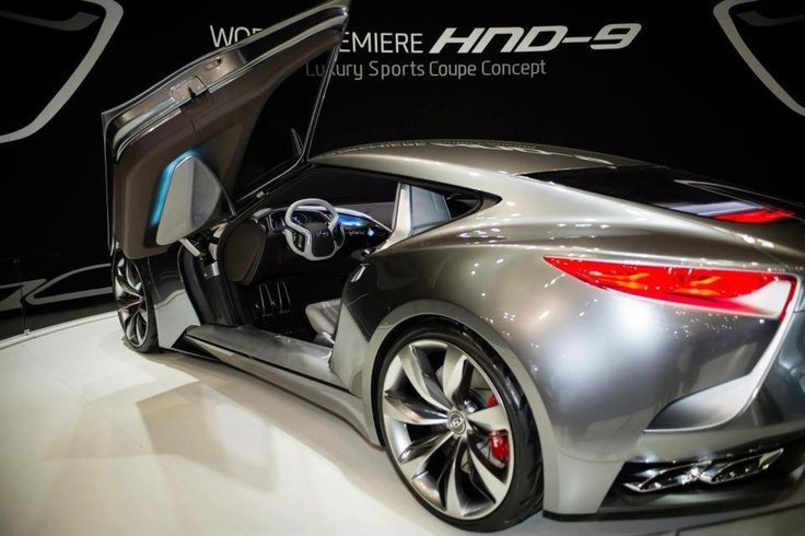 10 Best Hyundai Concept Cars Images On Pinterest Cars Vehicle And