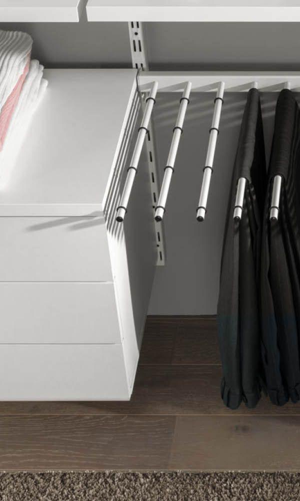 Praktisches Schranksystem U2013 Tolle Alternative Zum Kleiderschrank