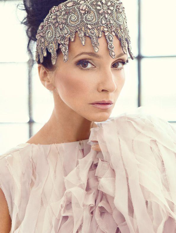 Alla Sigalova for HELLO! magazine Photo: Pavel Krukov Producer: Olga Zakatova Style: Alisa Boha Make-up and Hair: Irina Bulicheva
