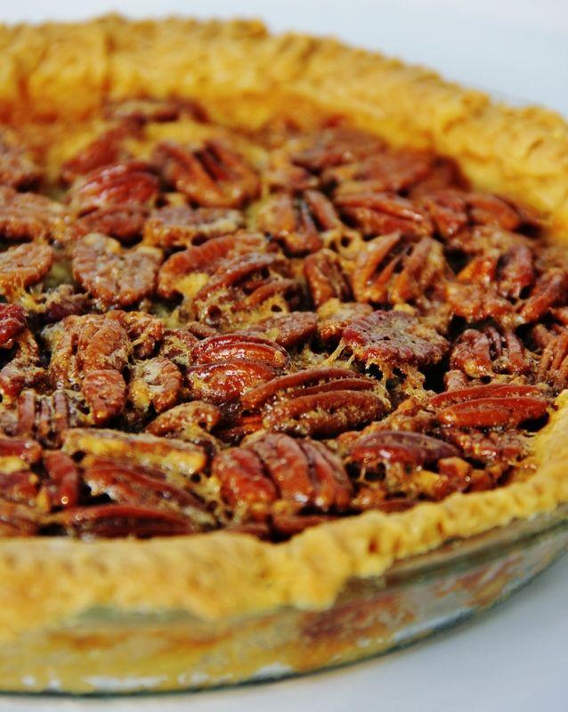 100-year-old Farmhouse Pecan Pie Recipe