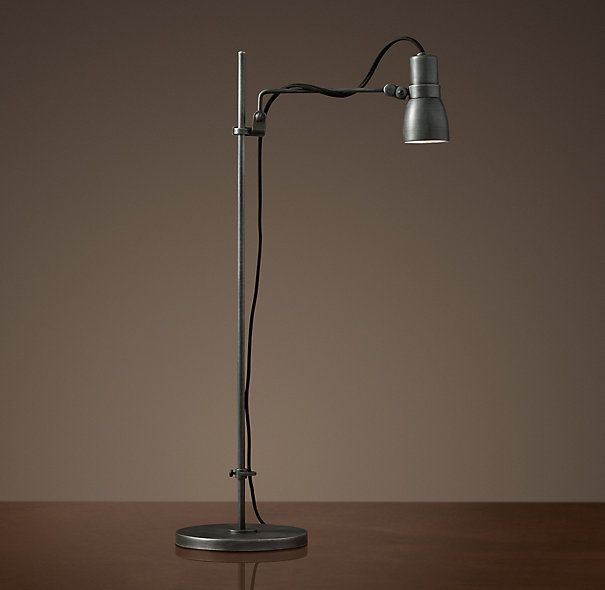Rh S Vintage Sewing Task Table Lamp The Utilitarian Design