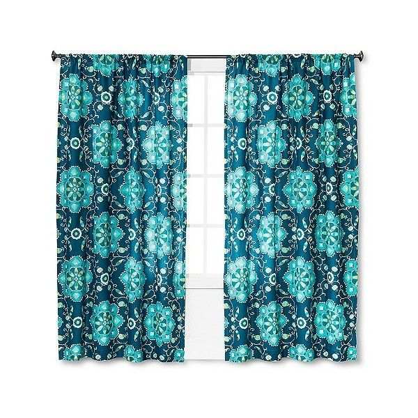 Best 25 Teal Curtains Ideas On Pinterest Window