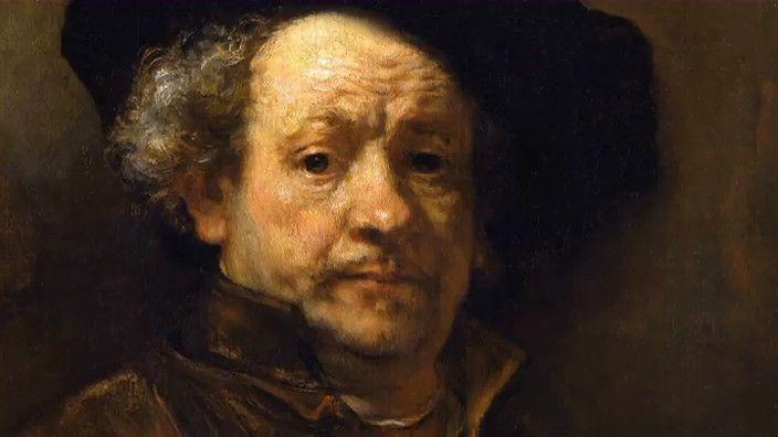bij les 6; schooltv filmpje (7.20min) Rembrandt van Rijn wordt beschouwd als de belangrijkste Hollandse meester van de Gouden Eeuw. Zijn schilderijen worden in zijn tijd al op waarde geschat en zijn nu miljoenen waard.