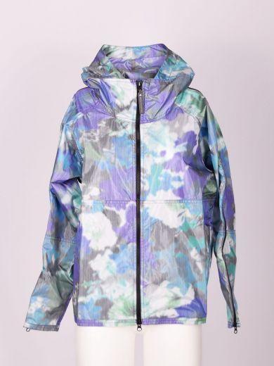 ADIDAS BY STELLA MCCARTNEY Adidas By Stella Mccartney Bloom Run Jacket. #adidasbystellamccartney #cloth #coats-jackets