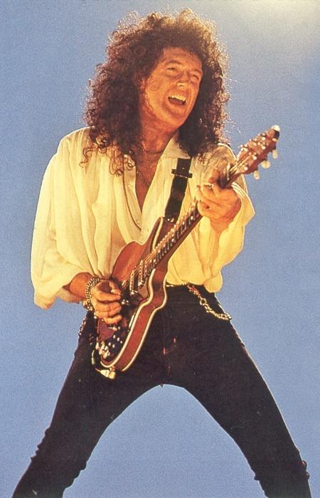 Brian Harold May (Hampton, 19 juli 1947) is een Britse gitarist, vooral bekend van de rock/popgroep Queen. Daarnaast is May sinds augustus 2007 gepromoveerd in de astrofysica.