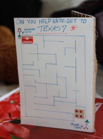 Back of valentines day card for long distance relationship #game #valentines day card