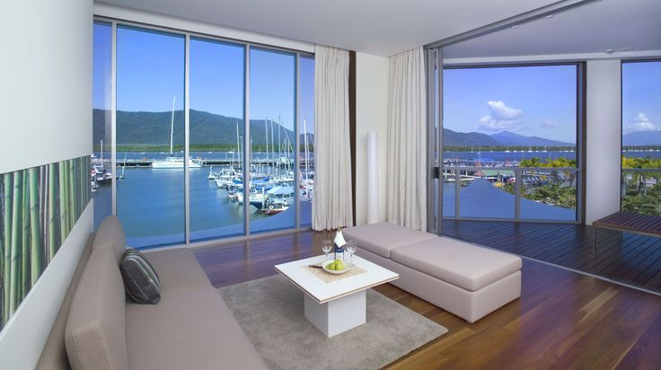 Horizon Club Suite @ Shangri-La Hotel, The Marina, Cairns