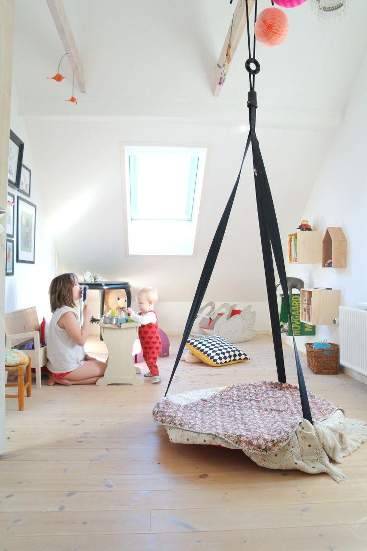 Edith's værelse / Baby room.