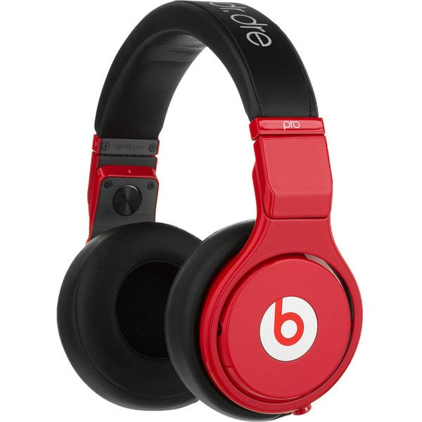 Beats by Dre Beats Pro High Performance Professional Headphones from... ($320) ❤ liked on Polyvore featuring accessories, headphones, music, technology and electronics
