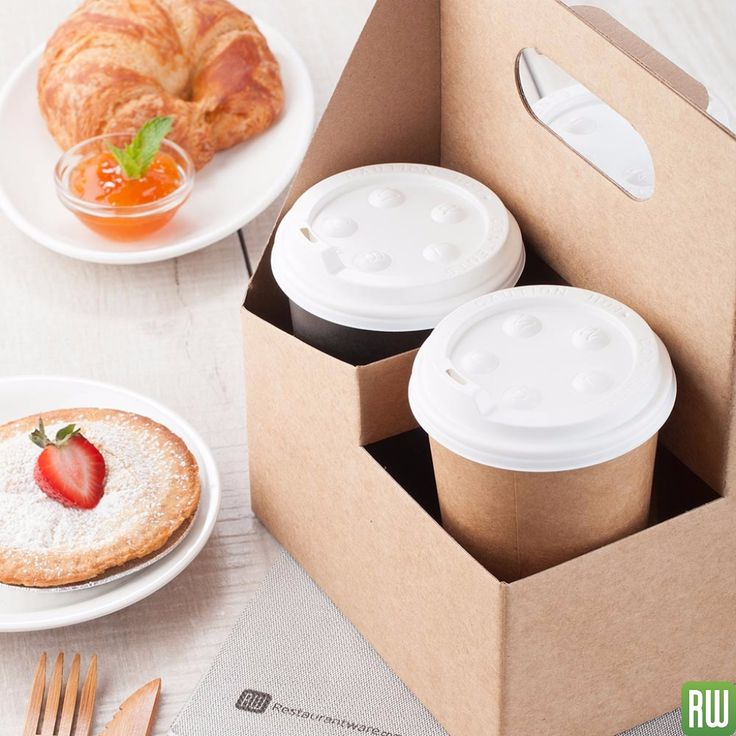 Coffee supplies by Restaurantware because coffee shouldn't be complicated! #cups #lids #carriers #togo #tea #hotbev