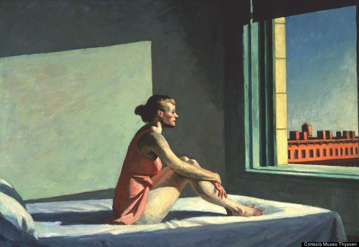 'Sol de la mañana', 1952. | Columbus Museum of Art (Ohio)
