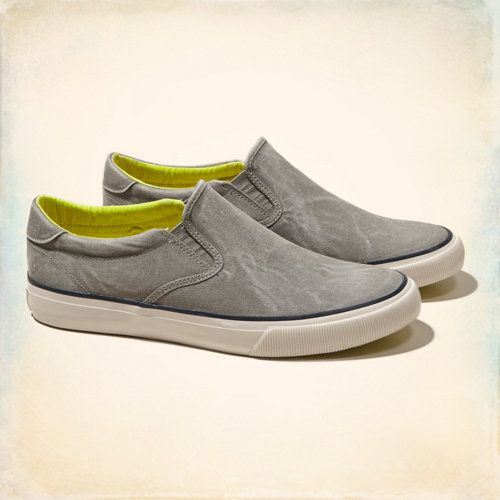 Hollister Slip On Sneakers