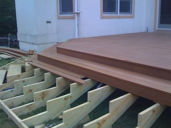 Custom Trek Deck - Patios & Deck Designs - Decorating Ideas - HGTV Rate My Space