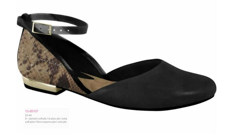 Cute flat, extra support with ankle strap Great gold detail on the heel