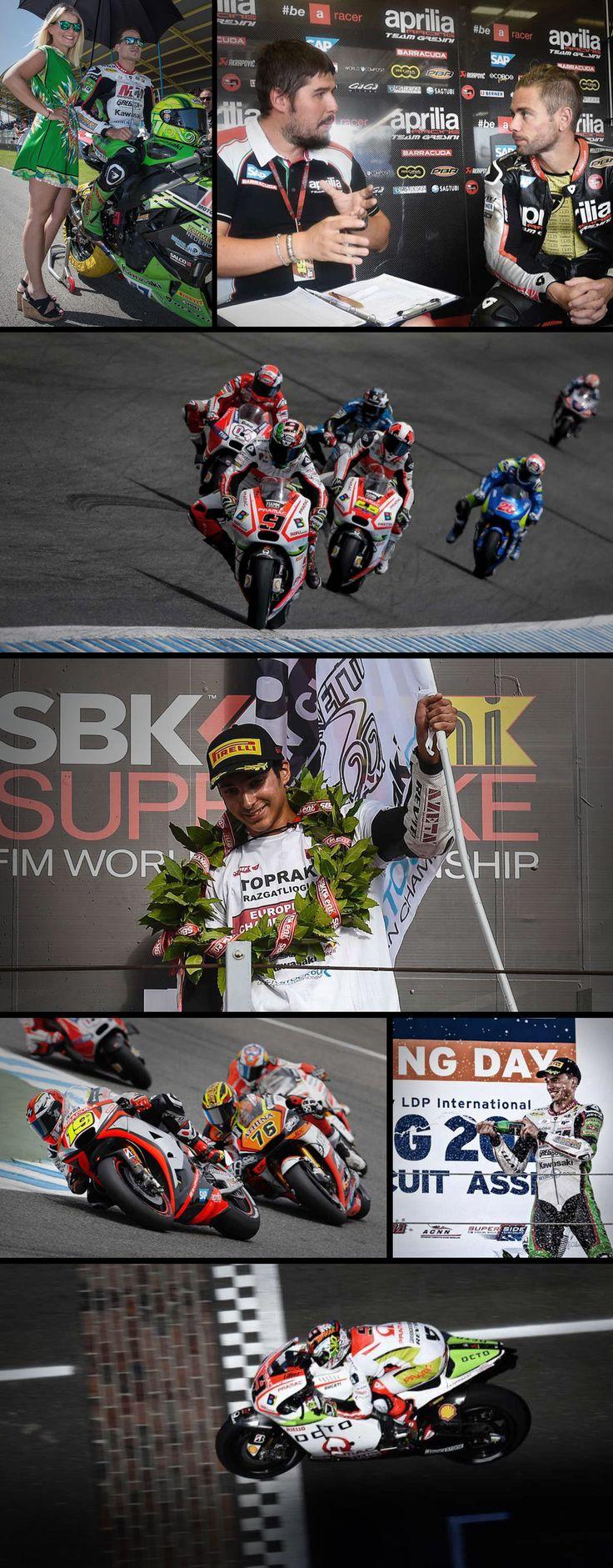 The 2015 racing season so far: epic! | REV'IT!