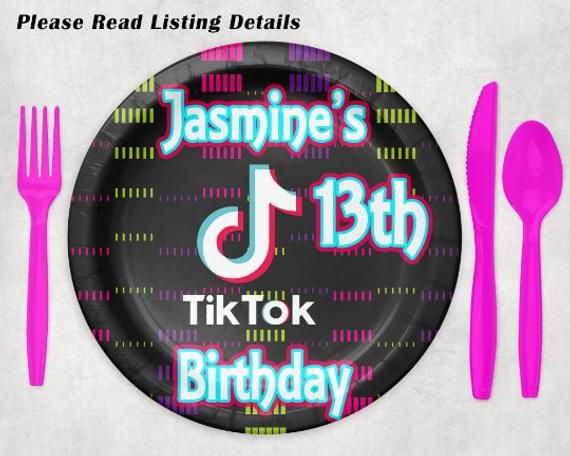 Your Custom Design 9 Inch Paper Dinner Plates Birthday Party Plates Birthday Party For Teens Paper Plates Party
