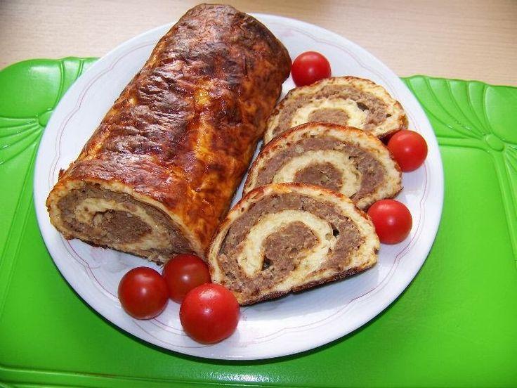 БЛОГ ПОЛЕЗНЫХ СОВЕТОВ: Рецепты приготовления мясных рулетов