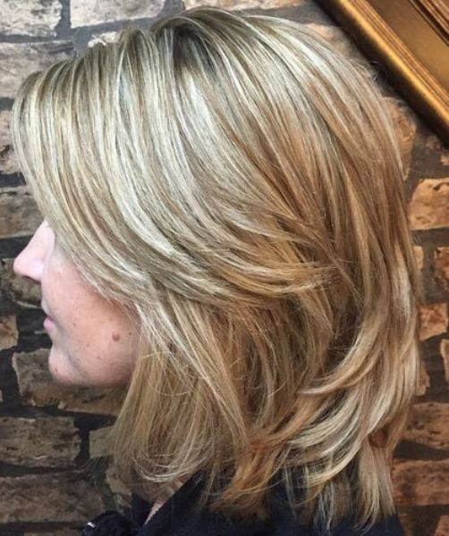 15 Medium layered haircuts. Different medium layered haircuts. Simple and easy medium layered haircuts. Top medium layered haircuts for women.