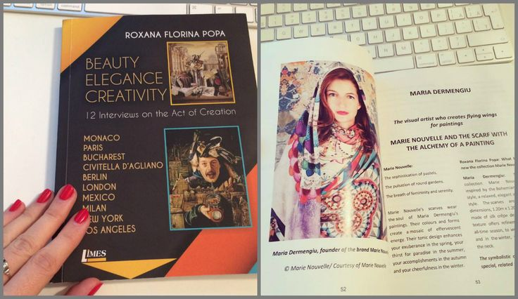 """BEAUTY ELEGANCE CREATIVITY"" is all about the Act of Creation re-lived by 12 inspiring, innovative, wise and successful designers, brand ambassadors and artists during my interviews with them. This book marks the emerging of a creatively rich spirit of time beginning with 2015. It brings together some of the best international creators of fine art & design in an exquisite, sparkling reunion."