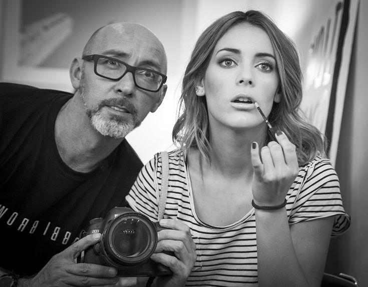 ERES LA ESTRELLA. Jose M. López: Bobbi Brown España en acción y YO DONA (backstage)...