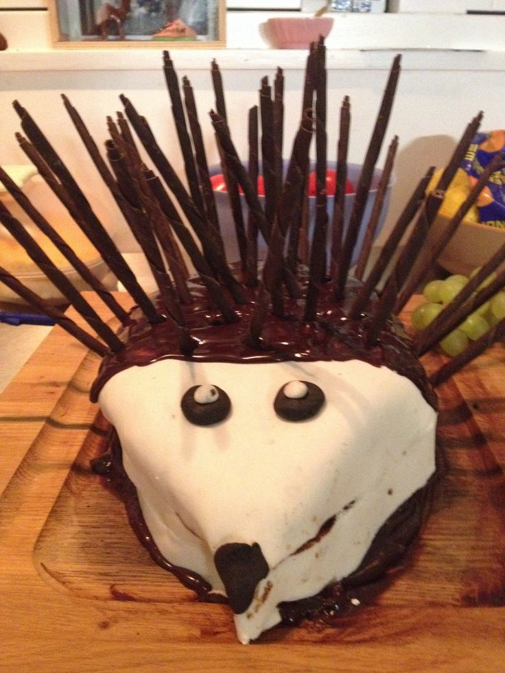 Egel taart