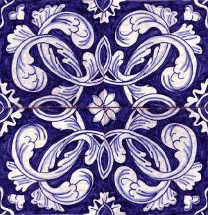 Portuguese Blue & White Tiles. Love.  azulejoazul.jpg