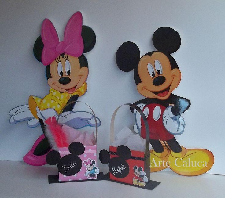 Cumple Mickey and Minnie