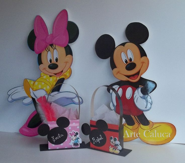 Cumple Mickey and Minnie