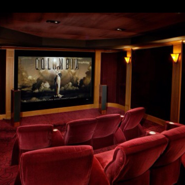 Custom Home Theater Rooms: 17 Best Images About Media Watch