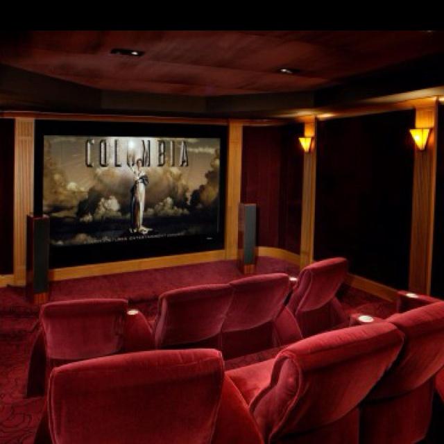Home Media Room Designs Custom Inspiration Design