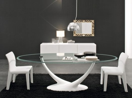 Dining Rooms From Cattelan Italia Glass Top Dining Table And Dining .