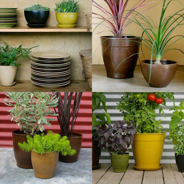 92 best unique garden planters images on pinterest - Unusual planters for outdoors ...